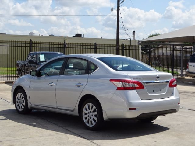 2015 Nissan Sentra S San Antonio , Texas 4
