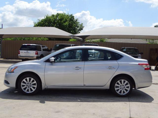 2015 Nissan Sentra S San Antonio , Texas 5