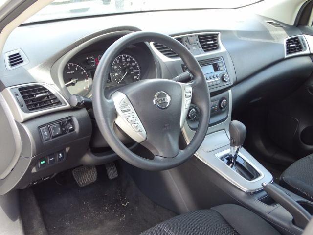 2015 Nissan Sentra S San Antonio , Texas 9