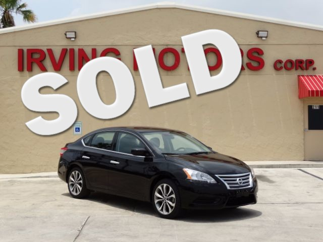 2015 Nissan Sentra SV San Antonio , Texas 0