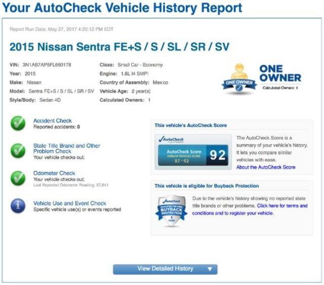 2015 Nissan Sentra SV San Antonio , Texas 11