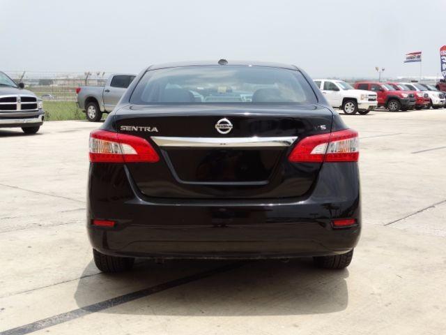 2015 Nissan Sentra SV San Antonio , Texas 5