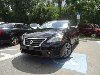 2015 Nissan Sentra SR. PUSH STRT. CAMERA. HTD SEATS. BLUTH XM SEFFNER, Florida 5