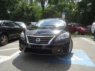 2015 Nissan Sentra SR. PUSH STRT. CAMERA. HTD SEATS. BLUTH XM SEFFNER, Florida 6