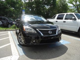 2015 Nissan Sentra SR. PUSH STRT. CAMERA. HTD SEATS. BLUTH XM SEFFNER, Florida 8