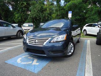 2015 Nissan Sentra SV. SUNROOF. ALLOY. CAMERA. PUSH STRT. BLUTH. XM SEFFNER, Florida