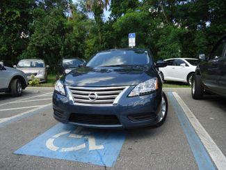 2015 Nissan Sentra SV. SUNROOF. ALLOY. CAMERA. PUSH STRT. BLUTH. XM SEFFNER, Florida 5