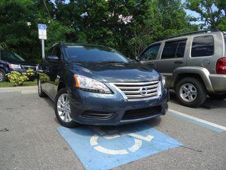 2015 Nissan Sentra SV. SUNROOF. ALLOY. CAMERA. PUSH STRT. BLUTH. XM SEFFNER, Florida 6