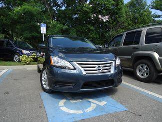2015 Nissan Sentra SV. SUNROOF. ALLOY. CAMERA. PUSH STRT. BLUTH. XM SEFFNER, Florida 8