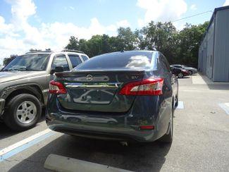 2015 Nissan Sentra SV. SUNROOF. ALLOY. CAMERA. PUSH STRT. BLUTH. XM SEFFNER, Florida 12