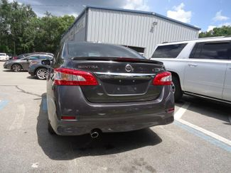2015 Nissan Sentra SR. LEATHER. SUNRF NAVI. HTD SEATS. BOSE SEFFNER, Florida 10