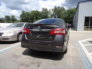 2015 Nissan Sentra SR. LEATHER. SUNRF NAVI. HTD SEATS. BOSE SEFFNER, Florida 12