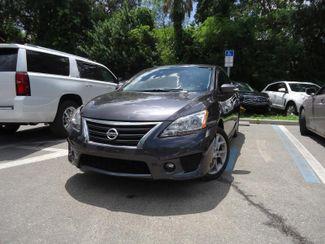 2015 Nissan Sentra SR. LEATHER. SUNRF NAVI. HTD SEATS. BOSE SEFFNER, Florida 5
