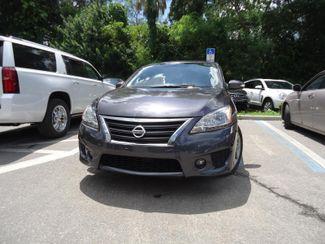 2015 Nissan Sentra SR. LEATHER. SUNRF NAVI. HTD SEATS. BOSE SEFFNER, Florida 6