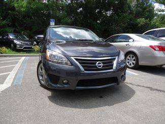 2015 Nissan Sentra SR. LEATHER. SUNRF NAVI. HTD SEATS. BOSE SEFFNER, Florida 8