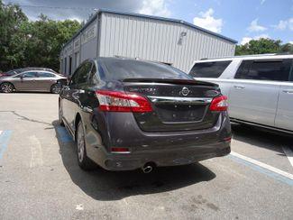 2015 Nissan Sentra SR. LEATHER. SUNRF NAVI. HTD SEATS. BOSE SEFFNER, Florida 9