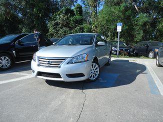 2015 Nissan Sentra SV BACK UP CAMERA. PUSH STRT. BLUTH. XM SEFFNER, Florida 4