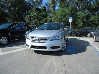 2015 Nissan Sentra SV BACK UP CAMERA. PUSH STRT. BLUTH. XM SEFFNER, Florida 5