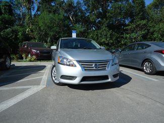 2015 Nissan Sentra SV BACK UP CAMERA. PUSH STRT. BLUTH. XM SEFFNER, Florida 7