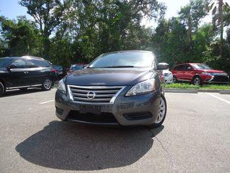 2015 Nissan Sentra SV SEFFNER, Florida 6