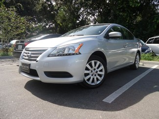 2015 Nissan Sentra SV. CAMERA. BLUTH. PUSH START. SMART KEY. XM Tampa, Florida 5
