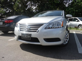 2015 Nissan Sentra SV. CAMERA. BLUTH. PUSH START. SMART KEY. XM Tampa, Florida 6