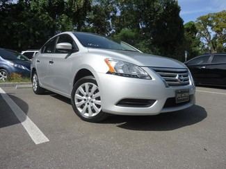2015 Nissan Sentra SV. CAMERA. BLUTH. PUSH START. SMART KEY. XM Tampa, Florida 7