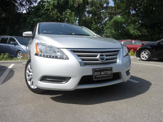 2015 Nissan Sentra SV. CAMERA. BLUTH. PUSH START. SMART KEY. XM Tampa, Florida 8