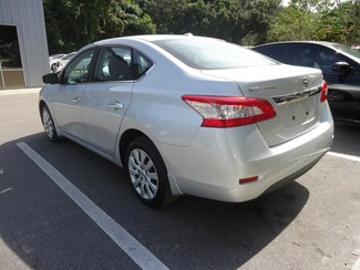 2015 Nissan Sentra SV. CAMERA. BLUTH. PUSH START. SMART KEY. XM Tampa, Florida 9