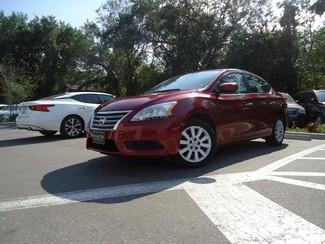 2015 Nissan Sentra SV. CAMERA. BLUTH. PUSH STRT. XM SEFFNER, Florida 14