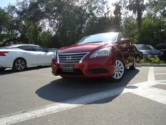 2015 Nissan Sentra SV. CAMERA. BLUTH. PUSH STRT. XM SEFFNER, Florida 15