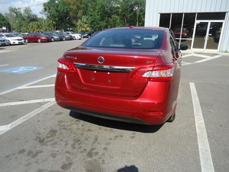 2015 Nissan Sentra SV. CAMERA. BLUTH. PUSH STRT. XM SEFFNER, Florida 22