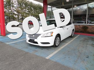 2015 Nissan Sentra in WATERBURY, CT