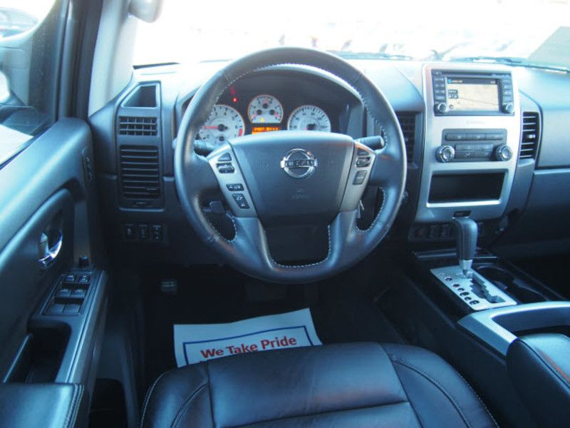 2015 Nissan Titan PRO-4X  city Arkansas  Wood Motor Company  in , Arkansas