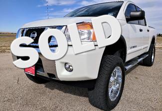 2015 Nissan Titan in Lubbock Texas