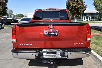 2015 Nissan Titan SV Ogden, UT 5