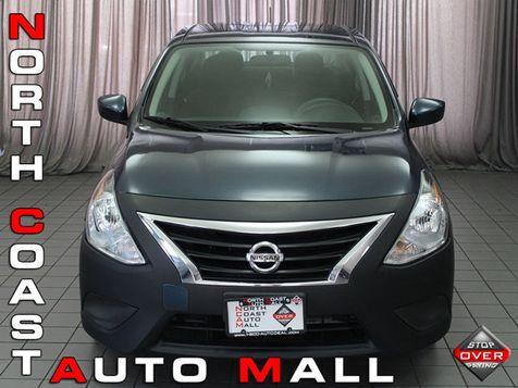 2015 Nissan Versa 4dr Sedan CVT 1.6 SV in Akron, OH