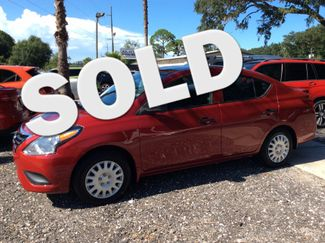 2015 Nissan Versa S Plus Amelia Island, FL
