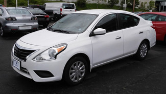 2015 Nissan Versa SV East Haven, CT 1