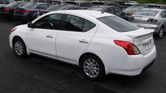 2015 Nissan Versa SV East Haven, CT 2