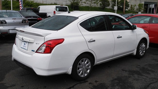 2015 Nissan Versa SV East Haven, CT 22