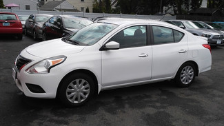 2015 Nissan Versa SV East Haven, CT 26