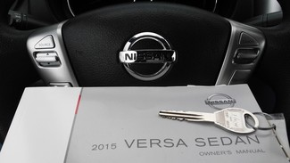 2015 Nissan Versa SV East Haven, CT 28