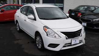 2015 Nissan Versa SV East Haven, CT 3