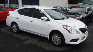 2015 Nissan Versa SV East Haven, CT 4