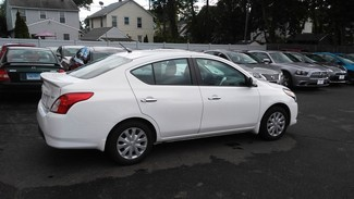 2015 Nissan Versa SV East Haven, CT 5