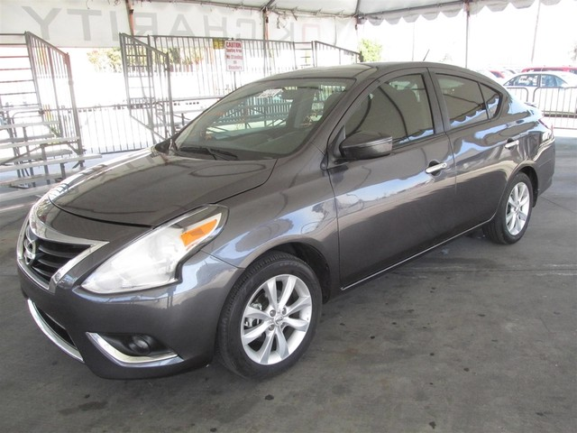 2015 Nissan Versa SL This particular vehicle has a SALVAGE title Please call or email to check av