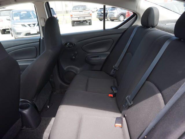 2015 Nissan Versa S Harrison, Arkansas 10