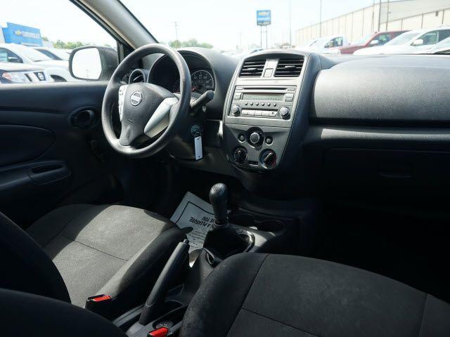 2015 Nissan Versa S Harrison, Arkansas 6