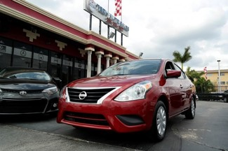 2015 Nissan Versa S Hialeah, Florida